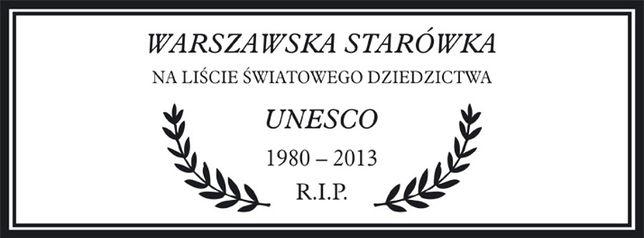 Pogrzeb Warszawskiej Starówki