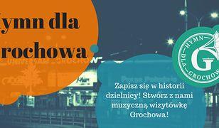 Warszawiacy stworzą hymn dla Grochowa! (Konkurs)