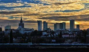 Muzyczny spacer po zimowej Warszawie