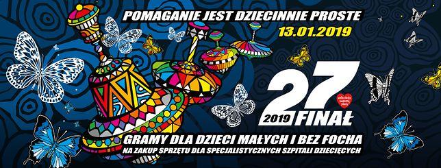 WOŚP Łódź - 27. Finał WOŚP w Łodzi.