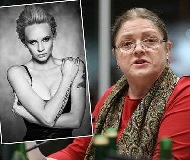 Izabela Pek i Krystyna Pawłowicz