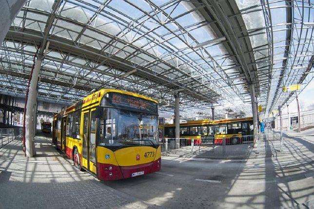 Autobusy ominą Marymoncką