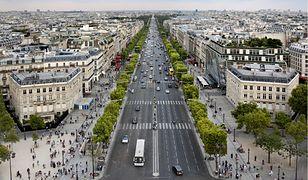 Francja. Bezpłatne testy dla turystów