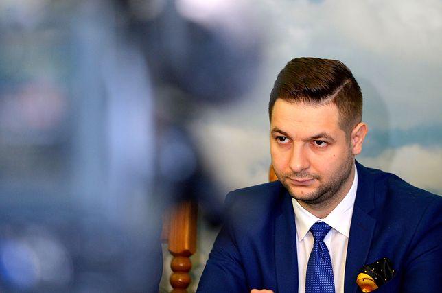 Wiceminister Jaki jest rozczarowany prezydenckim wetem. Odpowiada mu Petru