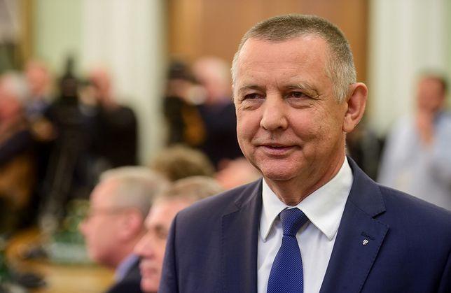 Prezes NIK Marian Banaś masowo wymienia dyrektorów Izby