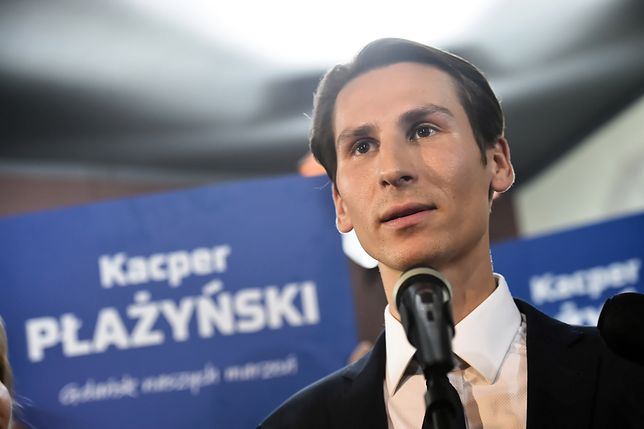 Kacper Płażyński przegrał w II turze wyborów samorządowych