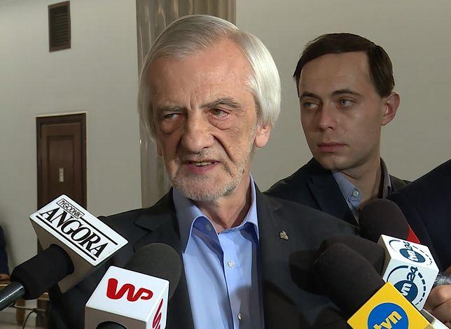 Ryszard Terlecki stwierdził, że PiS musi zaakceptować większość opinii prezydenta
