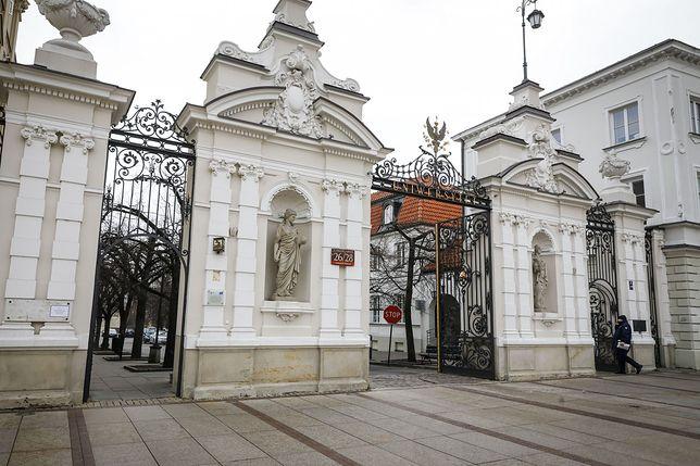 Warszawa. Rektor UW podjął decyzję ws. zajęć w semestrze zimowym