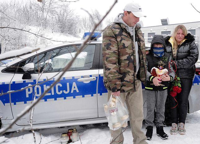 Patrycja z Bytomia. Rodzice tragicznie zmarłej 13-latki na miejscu zbrodni