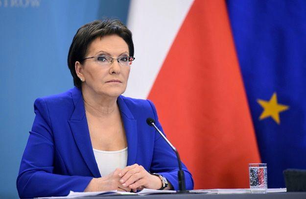 Kopacz: udało się utrzymać solidarność UE ws. sankcji wobec Rosji