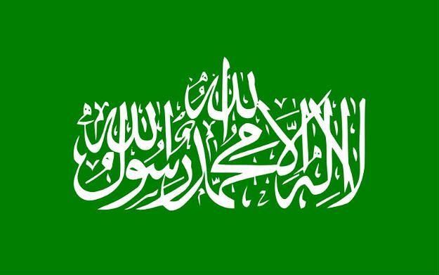 Flaga Hamasu