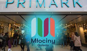 Irlandzka sieciówka Primark wkrótce ma otworzyć pierwszy sklep w Galerii Młociny