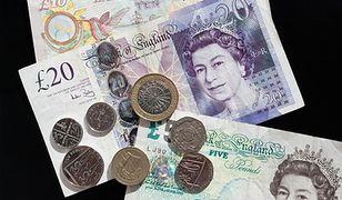Funt mocniejszy po danych z brytyjskiej gospodarki