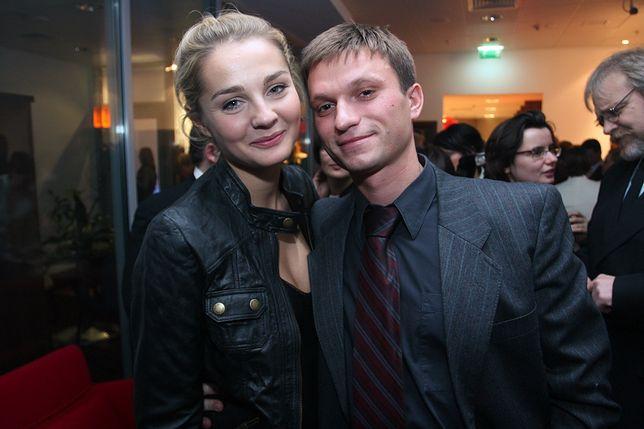 Małgorzata Socha i jej mąż znają się od 25 lat