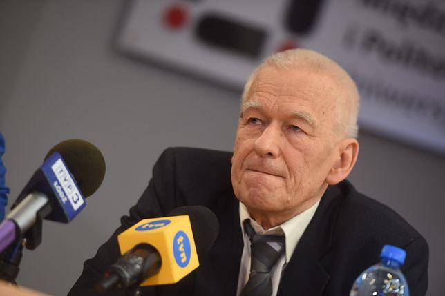 O tym, że Kornel Morawiecki w końcu trafi do PiS-u, mówiło się od dawna.