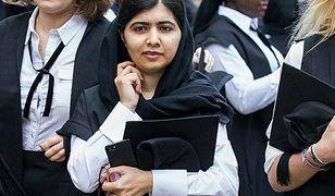 Malala Yousafzai zaczęła studia w Oxfordzie.