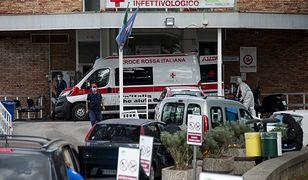 """Koronawirus. Włochy. """"Oddziały intensywnej terapii pustoszeją z powodu zgonów"""""""