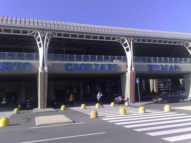 Z lotniska Cagliari Elmas z łatwością można dotrzeć do centrum Cagliari - stolicy Sardynii