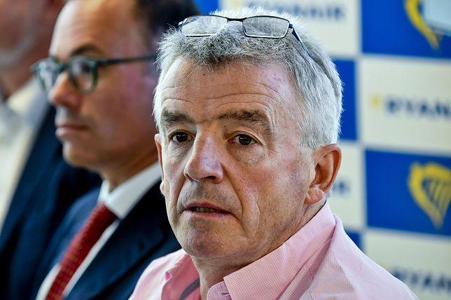 O'Leary znany jest ze swoich kontrowersyjnych wypowiedzi w mediach