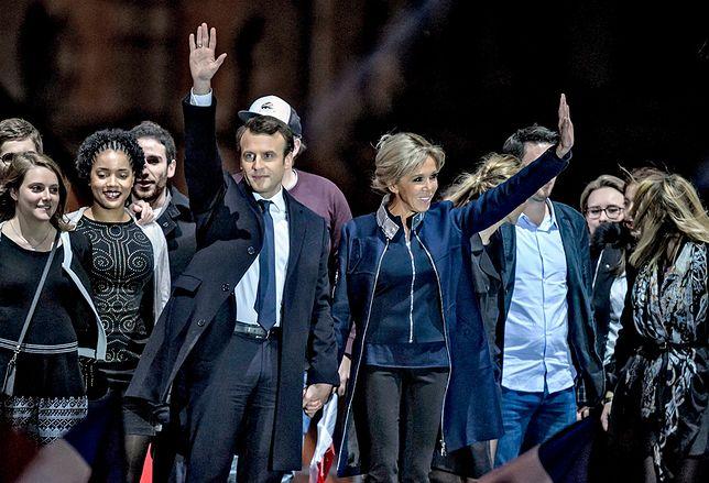 Są oficjalne wyniki wyborów we Francji. Sondażownie się nie pomyliły