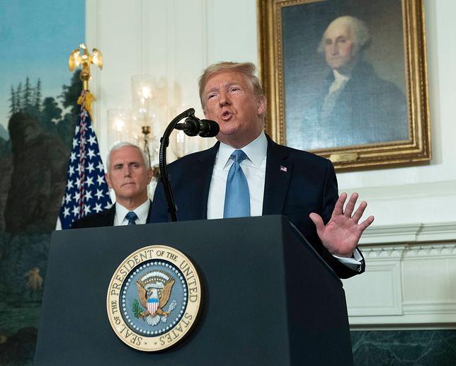 Prezydent USA skomentował strzelaniny w USA i Ohio
