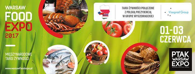 Ewa Wachowicz, Pascal Brodnicki i Joseph Seelesto oraz smaki z całego świata na Warsaw Food Expo