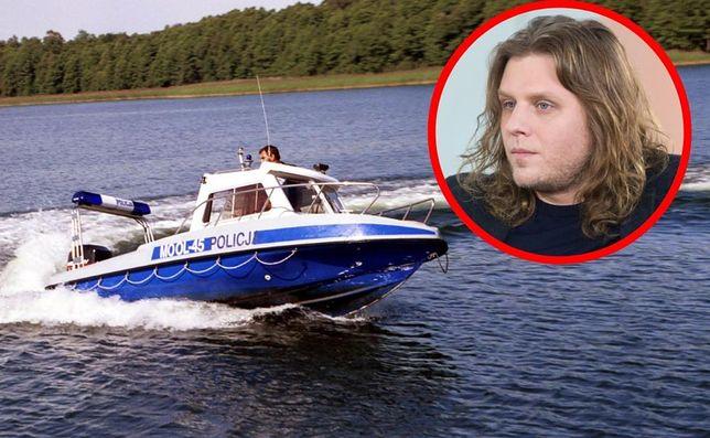 Piotr Woźniak-Starak poszukiwany na jeziorze Kisajno. Fakty po czterech dniach akcji poszukiwawczej
