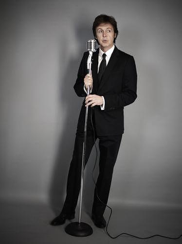 Paul McCartney ma 180 centymetrów wzrostu
