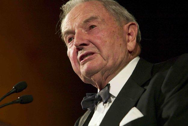 Nie żyje najstarszy z rodu Rockefellerów. Miał 101 lat