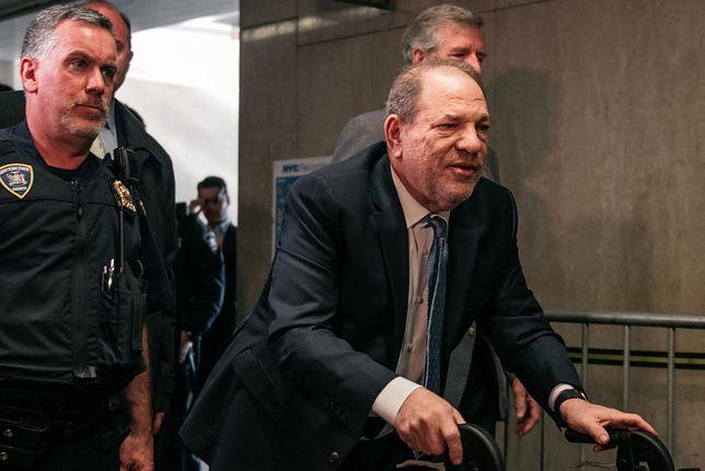 Wysokość kary dla Weinsteina poznamy 11 marca
