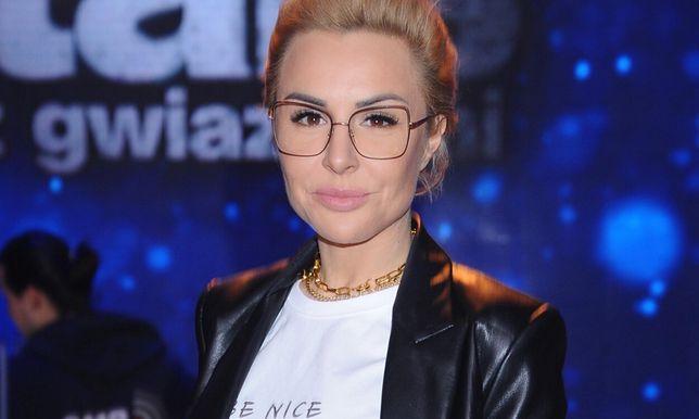 Blanka Lipińska wynajęła apartament.