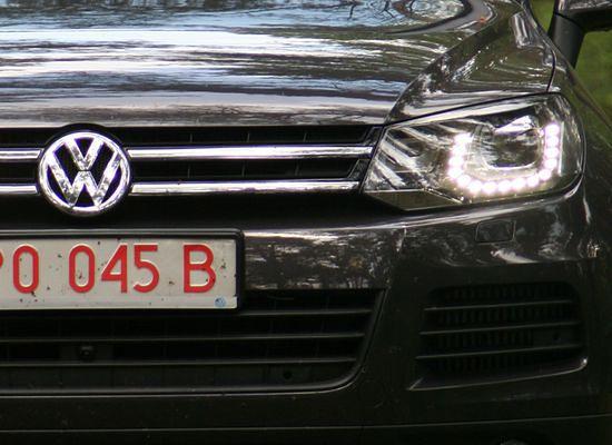 VW Touareg: mniej terenowy, bardziej sportowy