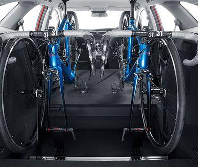 Przewożenie rowerów: Honda pokazała nowy bagażnik