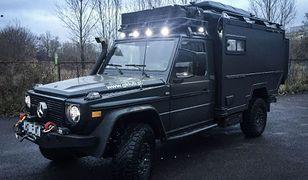 Mercedes-Benz G kamper
