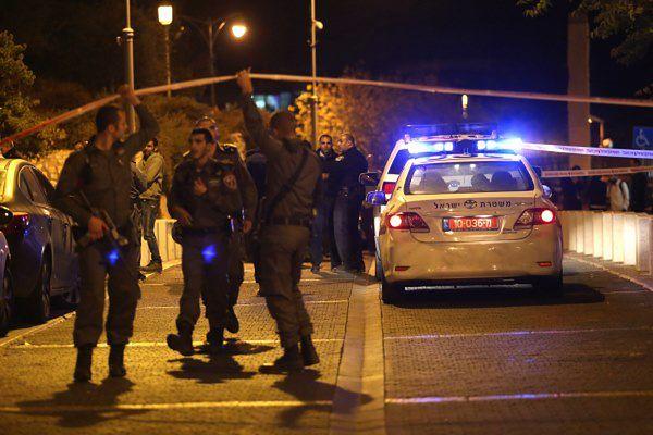 Do zdarzenia doszło przed centrum im. Menachema Begina przy Starym Mieście