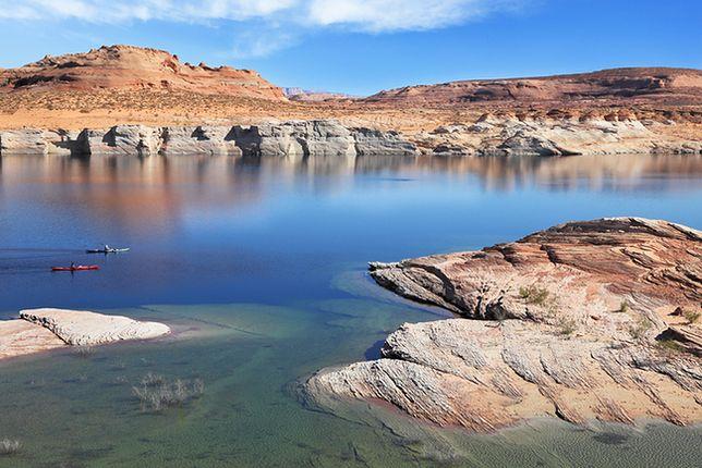 Jezioro Powella w USA
