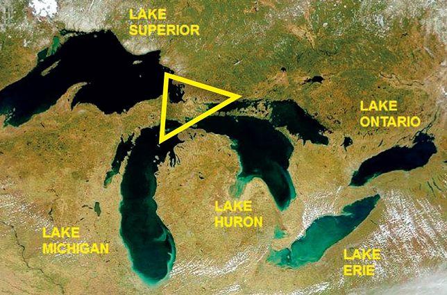 Tajemniczy trójkąt Michigan
