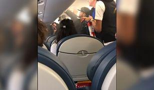 E-papieros wybuchł w samolocie. Pasażerowie przeżyli chwile grozy