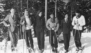 Międzynarodowe Zawody Narciarskie FIS o Mistrzostwo Środkowej Europy w Zakopanem w 1929 r.