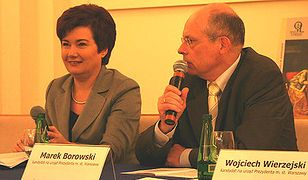 Jak Gronkiewicz-Waltz chce uzdrowić Warszawiaków
