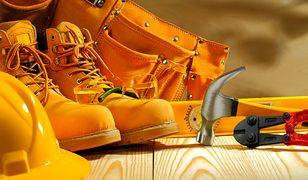 Dobrej jakości buty robocze ochronią stopę przed wszystkim.