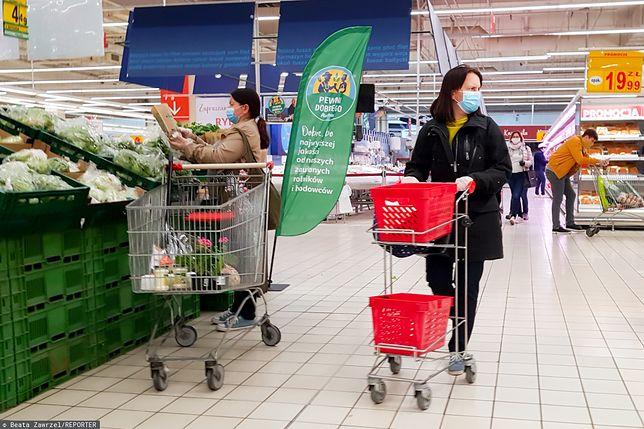 Kupujemy więcej produktów sypkich, bo i więcej czasu poświęcamy na gotowanie w domowym zaciszu
