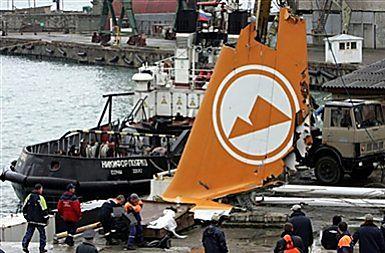 Katastrofa samolotu w Soczi
