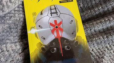 Czytałem komiks Trauma Team. Jest nieźle, ale mogło być lepiej [Recenzja] - Cyberpunk 2077. Trauma Team. Tom 1