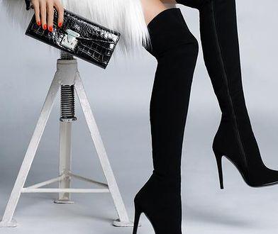 Muszkieterki w eleganckim wydaniu. Idealne do sukienki