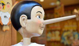 Gdyby mężczyźni rośli w oczach od kłamania, z pewnością robiliby to jeszcze częściej.
