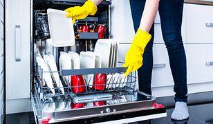 Sprawdź, jak umyć zmywarkę krok po kroku