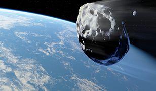 """Koniec świata jest blisko? Asteroida 2019 VD to lodowa bryła o długości ponad 20 metrów, jednak wszystko wskazuje na to, że minie Ziemię """"o włos"""""""