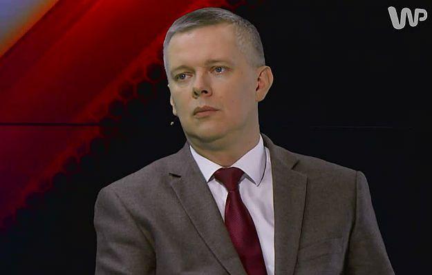 Tomasz Siemoniak u Sławomira Sierakowskiego: oczekuję od komisji, że wszystkie powiązania będą pokazane na stole