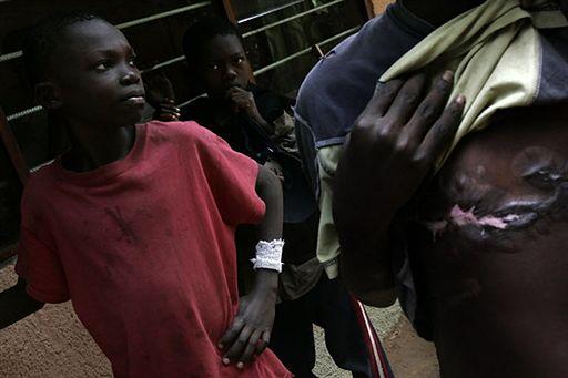 Oskarżają dzieci o czary... potem je zabijają